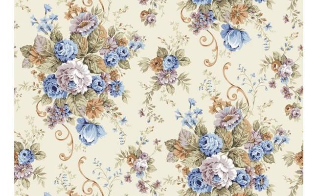 БОТАНИКО Flor Azul