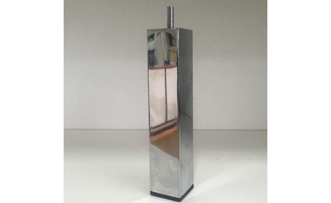 КРАК МЕТАЛЕН КВАДРАТ (със шпилка)- h: 18 см.