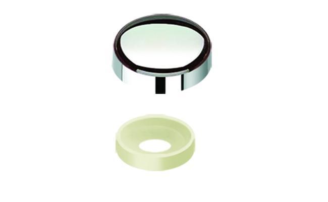 Капачка за видия 15 мм. без резба